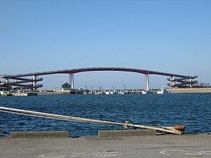 Kisarazu - Nakanoshima Bridge
