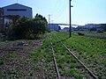国鉄「浪速駅」跡:大阪市港区福崎3丁目 - panoramio.jpg