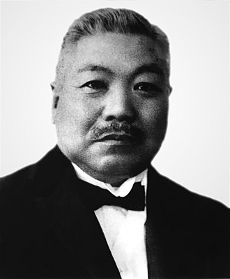 Ando Cloisonné Company - Andō Juzaemon, one of the founders of the company