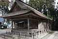 白山神社 能舞台 Hakusan Temple Noh Butai (Noh Stage) - panoramio.jpg