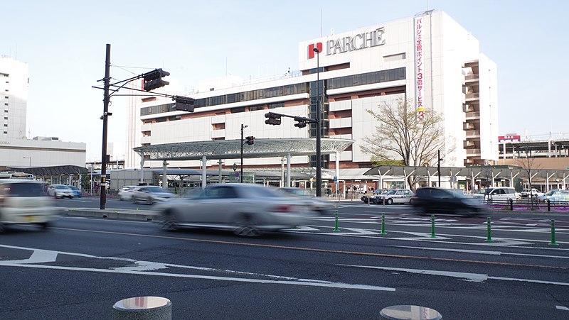 パルシェ 静岡駅前