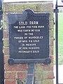 -2018-12-05 Gold Park dedication plaque, Mundesley (2).JPG
