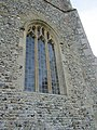 -2020-11-06 Window in the west facing elevation, St Bartholomew's, Hanworth, Norfolk (1).JPG