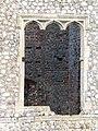 -2020-12-01 Ground floor window, South facing elvation, outer gatehouse, Baconsthorpe Castle.JPG
