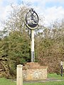 -2021-03-15 Village Sign, East Ruston, Norfolk.JPG