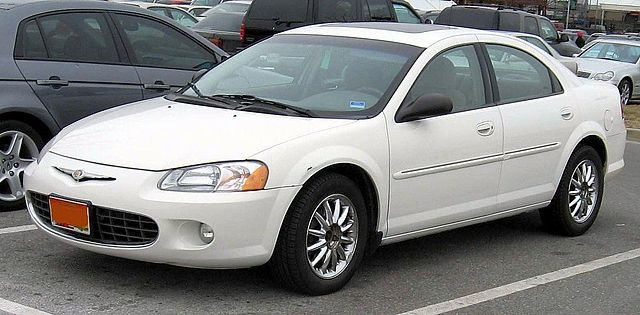 File 01 03 Chrysler Sebring Sedan 2 Jpg Wikimedia Commons