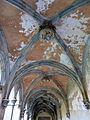 025 Sant Jeroni de la Murtra, voltes de la galeria sud del claustre.JPG