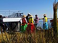 034 People Uros Islands of Reeds Lake Titicaca Peru 3087 (14995405848).jpg