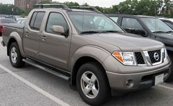 Nissan Frontier Double Cab (2005–2007)