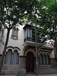 079 Can Serra, riera de Sant Domènec 11 (Canet de Mar).JPG
