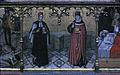 095 Els sants Cosme i Damià, al retaule dels Sants Abdó i Senén, de Jaume Huguet.JPG