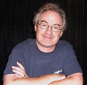 John Billingsley - Billingsley at Big Apple Convention, Manhattan, 2009