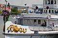 100 Jahre Dampfschiff 'Stadt Rapperswil' - Tag der offenen Dampfschiff-Türe am Bürkliplatz 2014-04-25 13-59-59.JPG