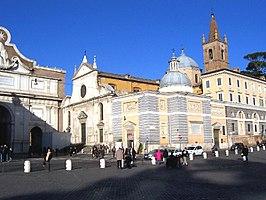 Flaminio – Piazza del Popolo (Rome Metro)