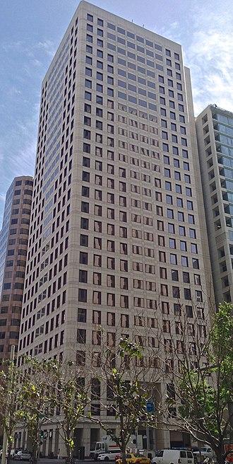 123 Mission Street - Image: 123 Mission Street, San Francisco