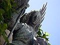 128 Sant Miquel Arcàngel, jardí de la Generalitat Valenciana.JPG