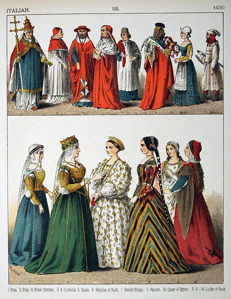File 1400 Italian 058 Costumes Of All Nations 1882 Jpg Wikimedia Commons
