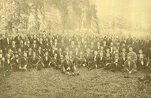 14th Ohio Volunteer Infantry Reunion 1877
