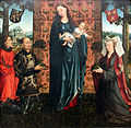 1513 van der Weyden Maria mit dem Kind und Stiftern anagoria.JPG
