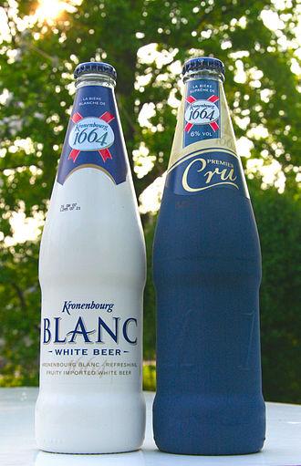 Kronenbourg Brewery - Kronenbourg Blanc