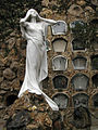 167 Tomba de Jaume Brutau, escultura d'Enric Clarasó.jpg
