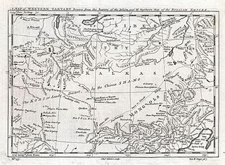 Datei:1747 Kitchin Map of Central Asia and the Gobi Desert ...