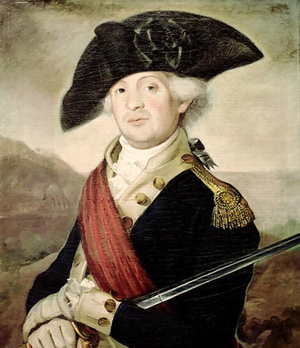 Christian Gullager - Portrait of John May, 1789 (American Antiquarian Society)