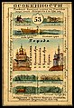 1856. Card from set of geographical cards of the Russian Empire 007.jpg