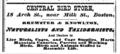 1876 CentralBirdStore BostonAlmanac.png