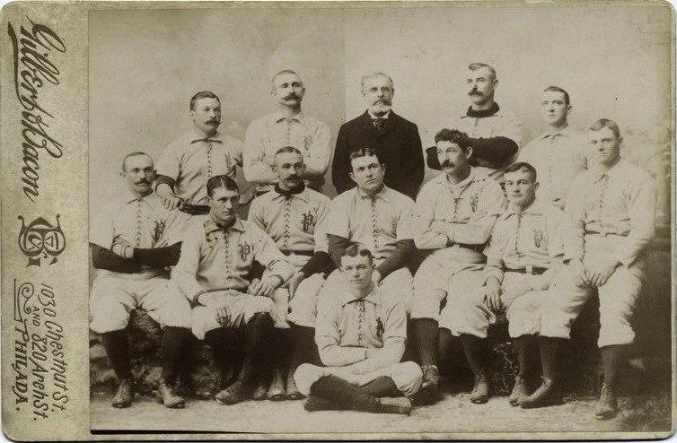 1892 Philadelphia Phillies