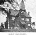 1899 Rehoboth public library Massachusetts.png