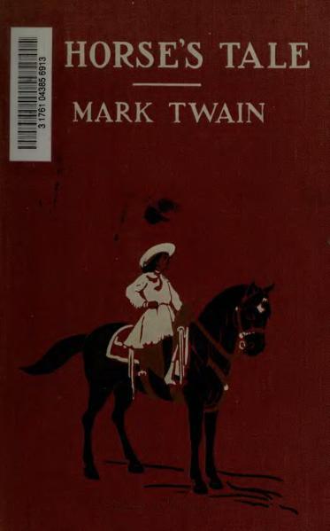 File:1906. A Horse's Tale.djvu