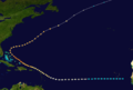 1906 Atlantic hurricane 4 track.png