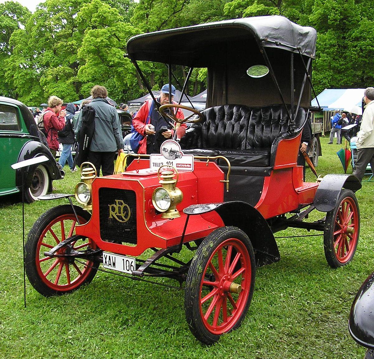 Reo Motor Car Company Wiki