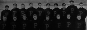 1907 Purdue Boilermakers football team - Image: 1907 Purdue football team