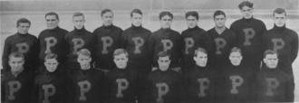 1907 Purdue Boilermakers football team - Image: 1907 Purdue football team