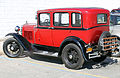 1931 Ford Model A Standard Fordor by Murray, rear left.jpg