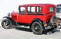 1931 Ford Model A Standard Fordor by Murray, rear left.jpg