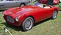 1952 Siata 300BC Barchetta Sport Spider front.jpg