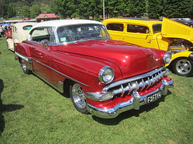 Image illustrative de l'article Chevrolet Bel Air