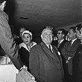1957 Visite du ministre de l'agriculture Mr ANDRE DULIN au CNRZ-2-cliche Jean Joseph Weber.jpg