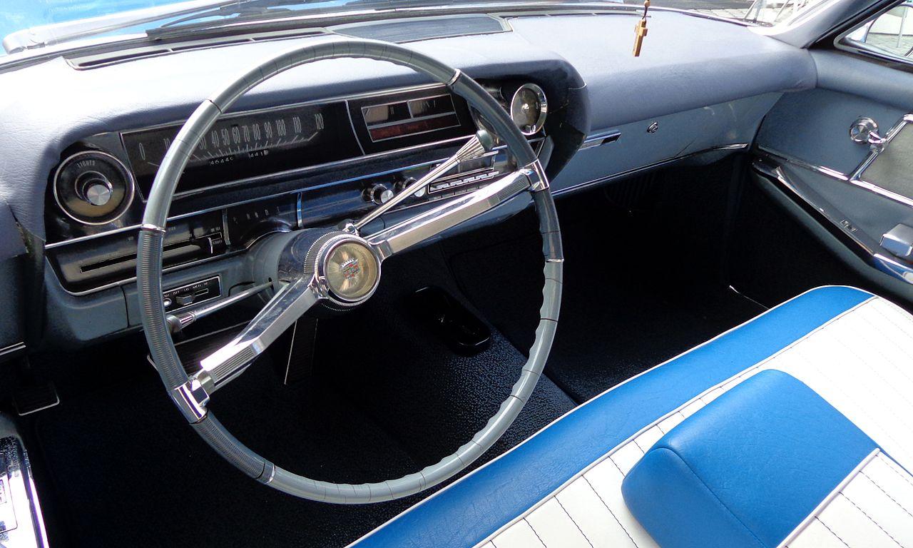 File 1963 Cadillac Coupe Deville Dashboard Jpg Wikimedia
