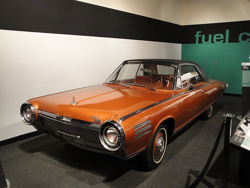 File:1963 Chrysler Turbine (6251510473).jpg
