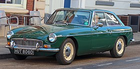 MG MGB - Wikipedia