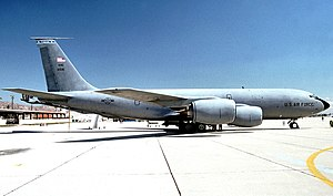 163d Reconnaissance Wing - 196th Air Refueling Squadron KC-135