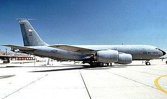 163d Attack Wing - 196th Air Refueling Squadron KC-135