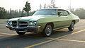 1972 Pontiac Lemans Front.JPG