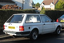 escort diesel estate Ford