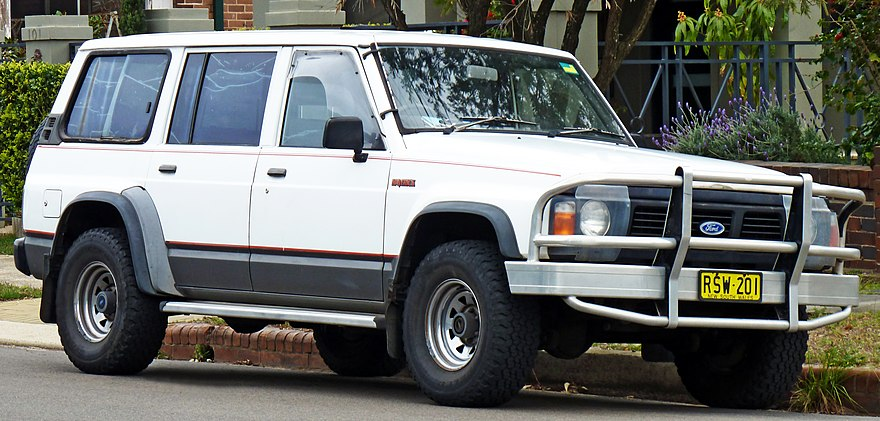 Nissan Patrol - The Reader Wiki, Reader View of Wikipedia