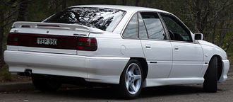 Holden Special Vehicles - 1992 HSV Senator